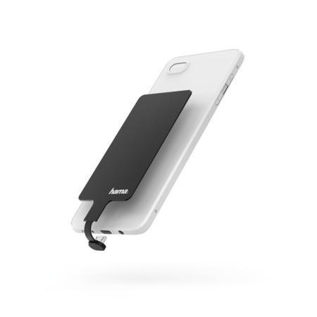 Hama přijímač pro indukční nabíjení, pro mobily, micro USB, 800 mA