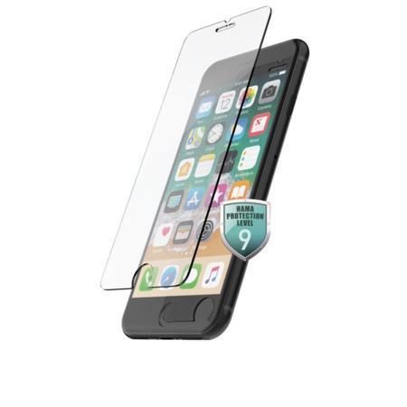 Pouzdro Hama Premium Crystal Glass, ochranné sklo na displej Apple iPhone 7 Plus