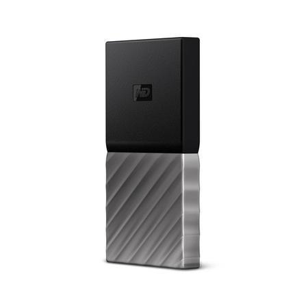 Ext. SSD My Passport SSD 1TB, WDBKVX0010PSL-WESN