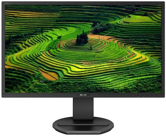 "Philips LCD 221B8LHEB 21,5""/1920x1080/1ms/1000:1/VGA/DVI/HDMI/DP/USB/repro/pivot"