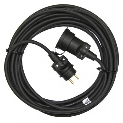 1f prodlužovací kabel 3×1,5mm2, 10m