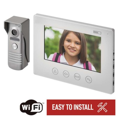 Sada domácího videotelefonu s WiFi EMOS - H2014 Emos VIDEOTEL H2014