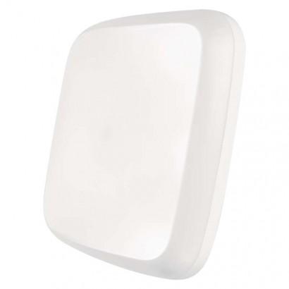EMOS Lighting LED přisazené svítidlo Dori, čtverec 18W teplá bílá IP54