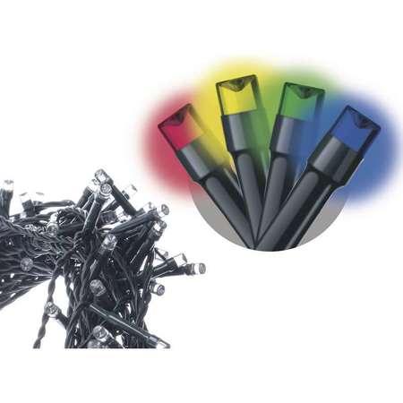 Spojovací LED řetěz, 5m, multicolor