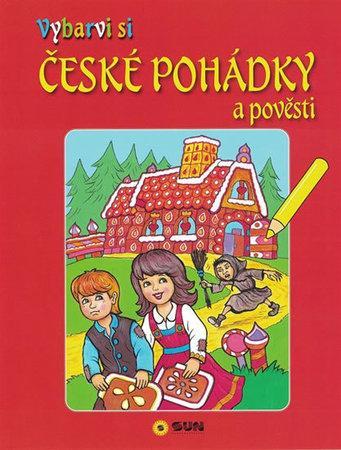 Vybarvi si České pohádky a pověsti