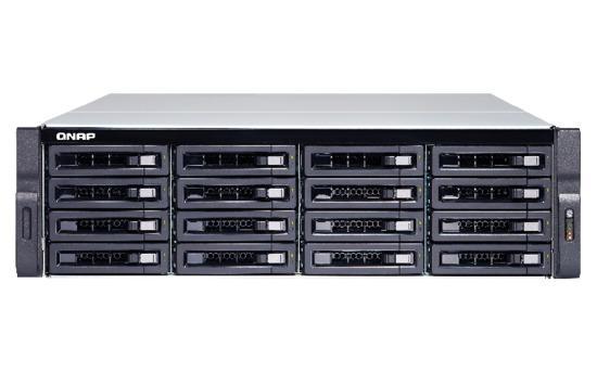 QNAP TS-1673U-RP-8G(2,1GHz/8GB RAM/16xSATA/SFP+), TS-1673U-RP-8G