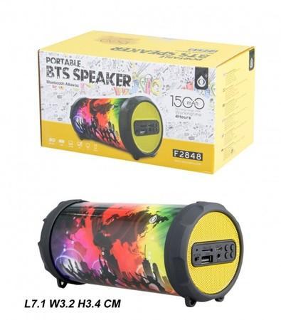Bluetooth Portable Speaker PLUS Mini F2848, Party, 2400171
