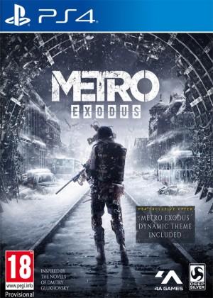 PS4 - Metro Exodus