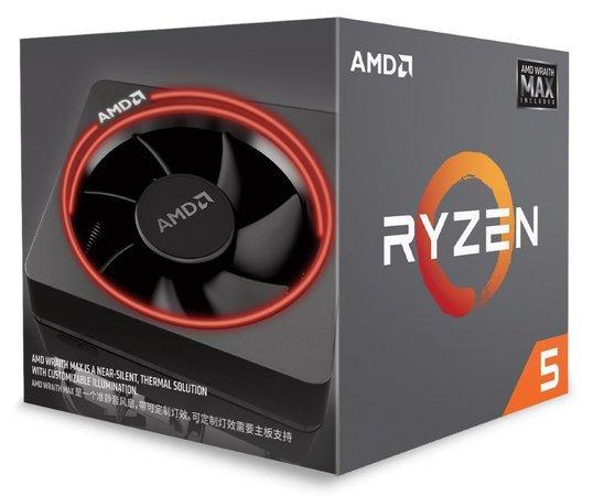 AMD Ryzen 5 2600X YD260XBCAFMAX, YD260XBCAFMAX