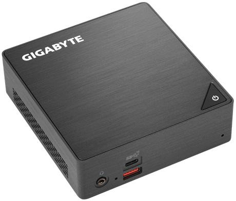 GIGABYTE BRIX GB-BRi3-8130, Intel i3-8130U, 2xSODIMM DDR4, VGA, Win10