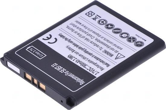Baterie T6 power MTSE0005 900mAh - neoriginální, MTSE0005
