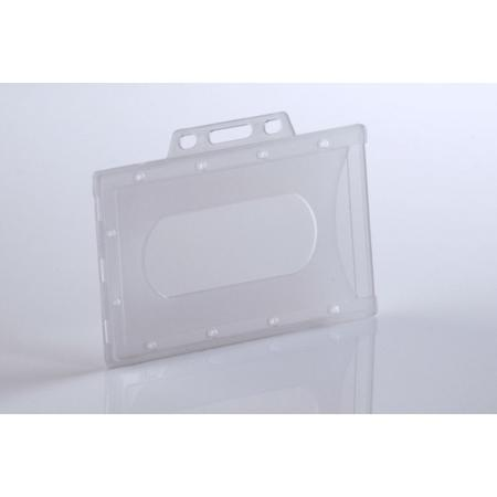 Visačky Eurosupplies IDS vodorovné tuhé plastové pro magnetické karty 54×86mm, 50ks, 8595188902205