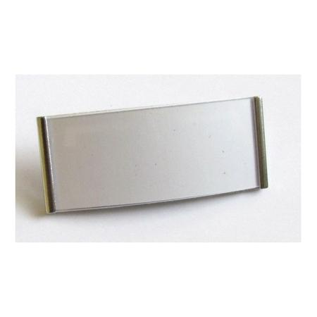 Jmenovka MGT 73 stříbrná,