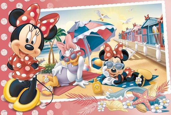 TREFL Puzzle Myška Minnie MAXI 24 dílků
