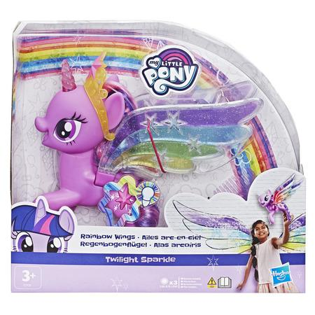 HASBRO My Little Pony Twilight Sparkle s duhovými křídly