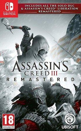 NS - Assassins Creed 3 + Liberation Remastered HD