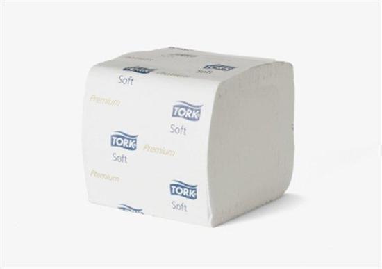 "Toaletní papír, systém T3, 2vrstvý, TORK ""Premium soft"", bílý, karton 30 ks"