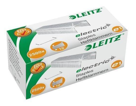 Elektrické drátky Leitz e1,, box 2500 ks, 55680000
