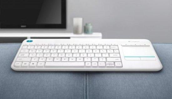 Logitech Wireless Touch Keyboard K400 Plus 920-007146, 920-007146