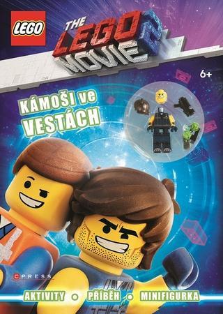 THE LEGO MOVIE 2 Kámoši ve vestách