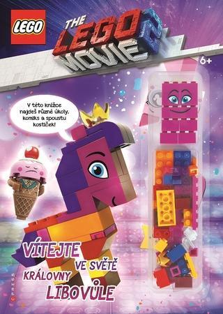 THE LEGO MOVIE 2 Vítejte ve světě královny Libovůle