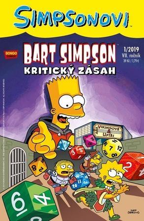 Bart Simpson Kritický zásah