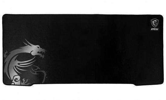 Podložka pod myš MSI AGILITY GD70 Podložka pod myš, herní, textilní, 900x400x3mm, černá J02-VXXXXX1-EB9