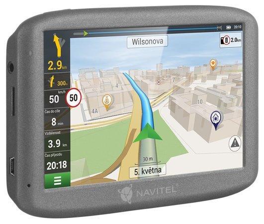 GPS NAVIGACE NAVITEL E500 NAVITEL