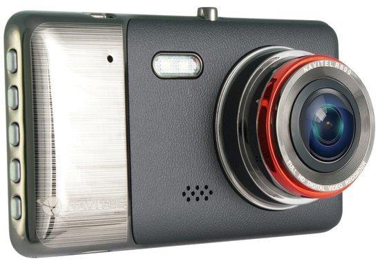 NAVITEL R800 kamera do auta (driver cam 1920x1080, lcd 4in 800x480) kovová