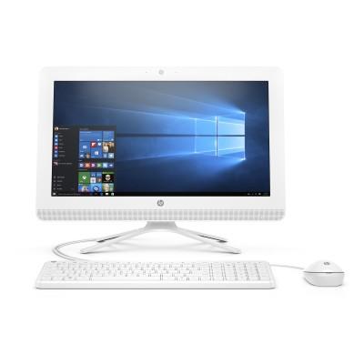 HP 20-c406nc AiO J4005/4GB/1TB/DVD/2RServis/W10, 4JX37EA#BCM