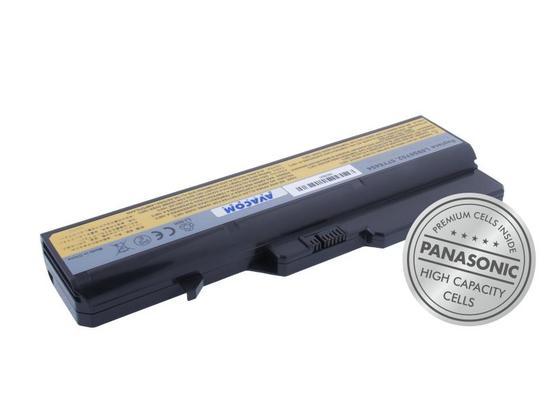 Náhradní baterie AVACOM Lenovo G560, IdeaPad V470 series Li-Ion 10,8V 5800mAh 63Wh, NOLE-G560-P29