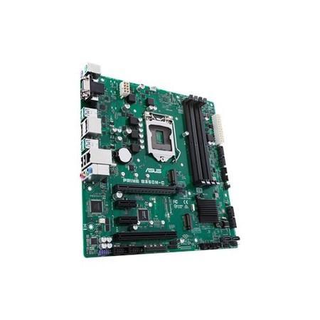 ASUS PRIME B360M-C 90MB0W80-M0EAYM, PRIME B360M-C