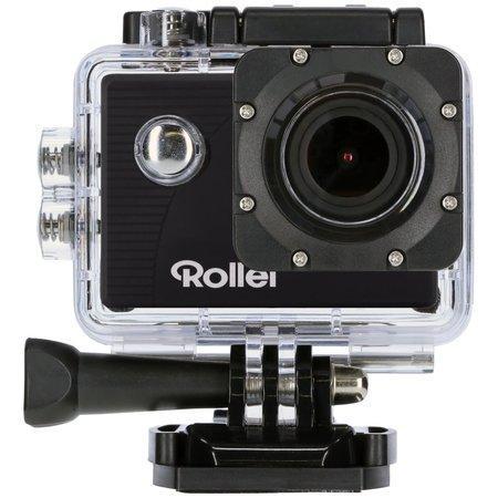 "Rollei ActionCam 372/ 1080p/30 fps/ 140°/ 2"" LCD/ 40m pzd./ Wi-Fi/ Černá"