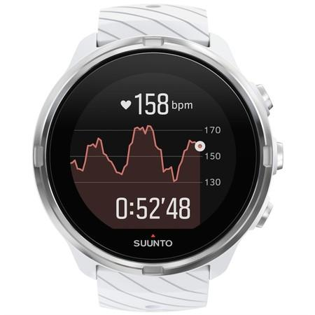 Chytré hodinky Suunto 9 - bílé