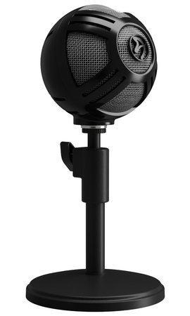 AROZZI mikrofon SFERA/ černý, SFERA-BLACK