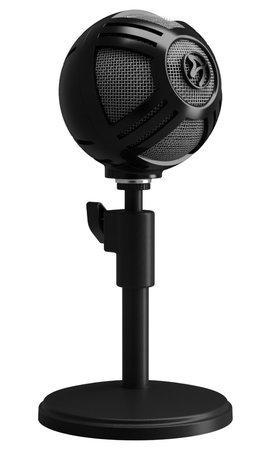 Arozzi Sfera Pro stolní mikrofon, černý