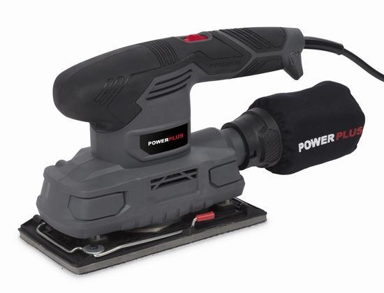 Vibrační bruska Powerplus POWE40010 90 x 187mm
