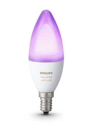 Žárovka LED Philips Hue E14 WACA