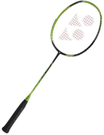 Badmintonová raketa Yonex Voltric FB BlackGreen