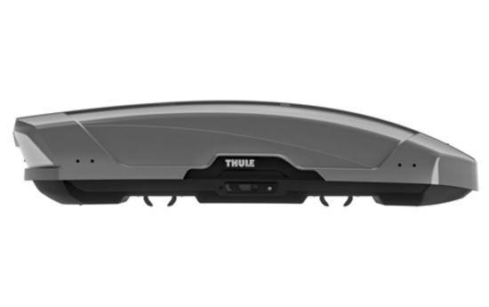 Střešní box Thule Motion XT L lesklý stříbrný