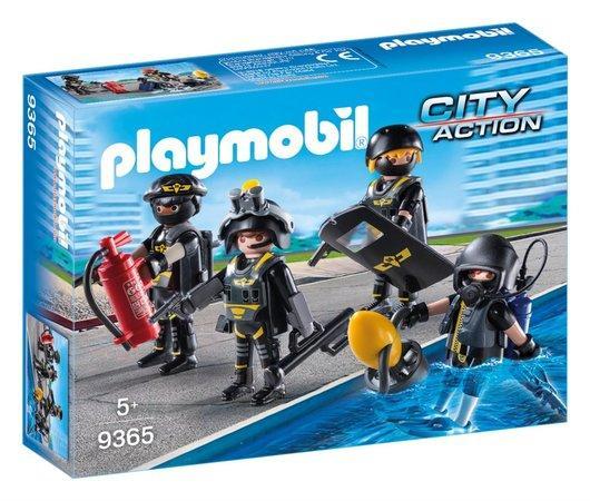 PLAYMOBIL® City Action 9365 Speciální jednotka
