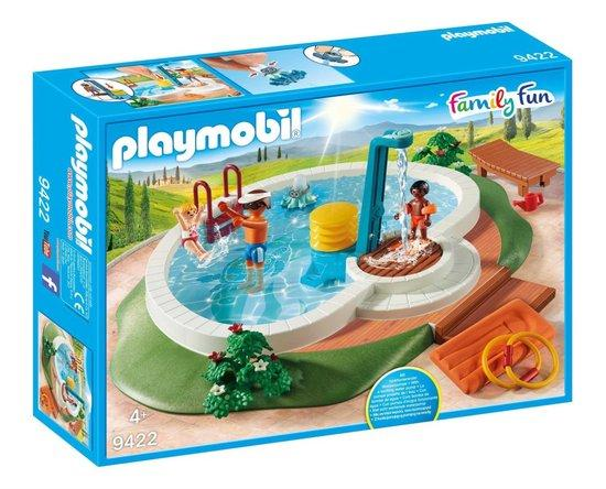 PLAYMOBIL® Family Fun 9422 Bazén