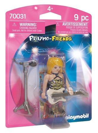 PLAYMOBIL® Playmo-Friends 70031 Rocková hvězda
