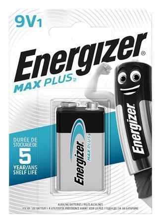 "Baterie ""Max Plus"", 9V, ENERGIZER"