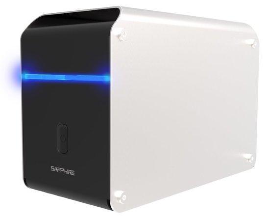 Sapphire GearBox Thunderbolt 3 eGFX Solution 34263-02-52G, 34263-02-52G