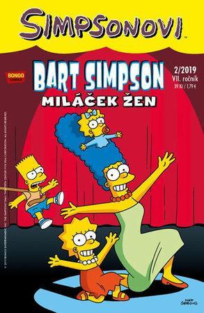 Simpsonovi - Bart Simpson 2/2019 - Miláček žen