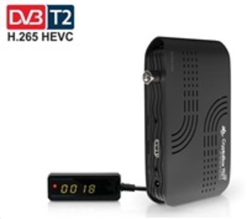AB Cryptobox 702T MINI DVB-T2 přijímač