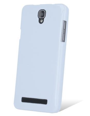 Kryt na mobil myPhone Prime Plus - bílý