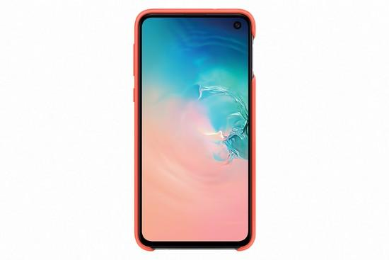 Kryt na mobil Samsung Silicon Cover pro Galaxy S10e - Berry Pink