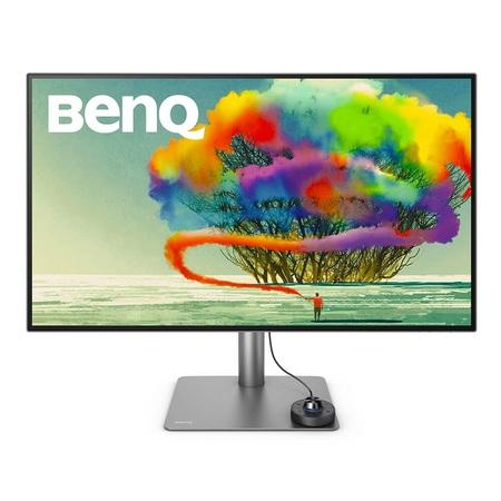 "BENQ MT PD2720U 27"",IPS,3840x2160,350 nits,1000:1,5ms,HDMI/ DP/mDP/USB,repro,VESA,cable:HDMI/mDPtoDP/USB,Glossy Black, 9H.LHKLA.TBE"
